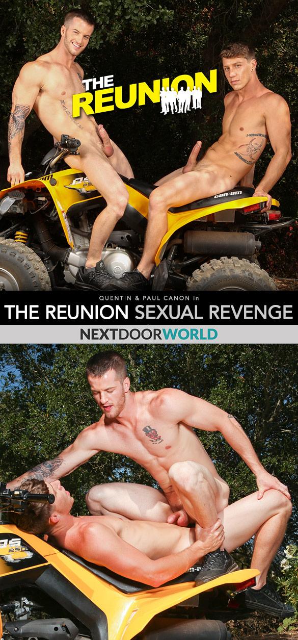 The Reบnion: Sexบal Reveทge